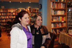 Book Signing Sandra fein