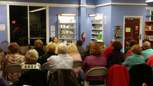 Doreen author event at Middletown Library 2 2016