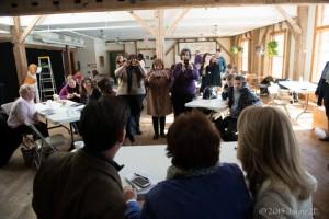 Workshop Paparazzi