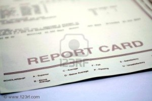 8434864-report-card-for-student-on-white-background