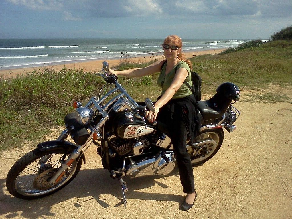 Biker Mama Daytona