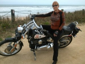 Daytona Biker Girl