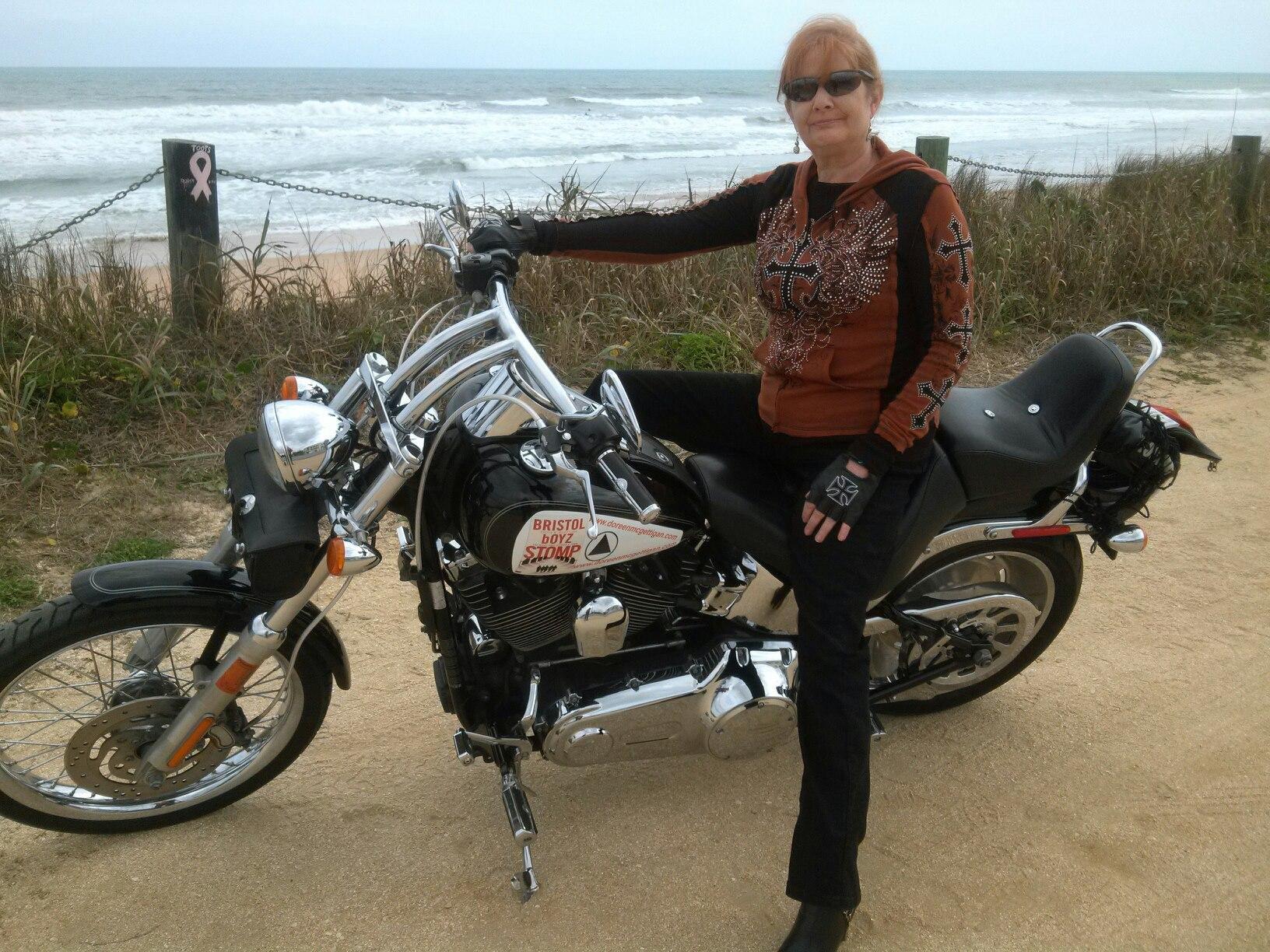 Daytona Biker Girl