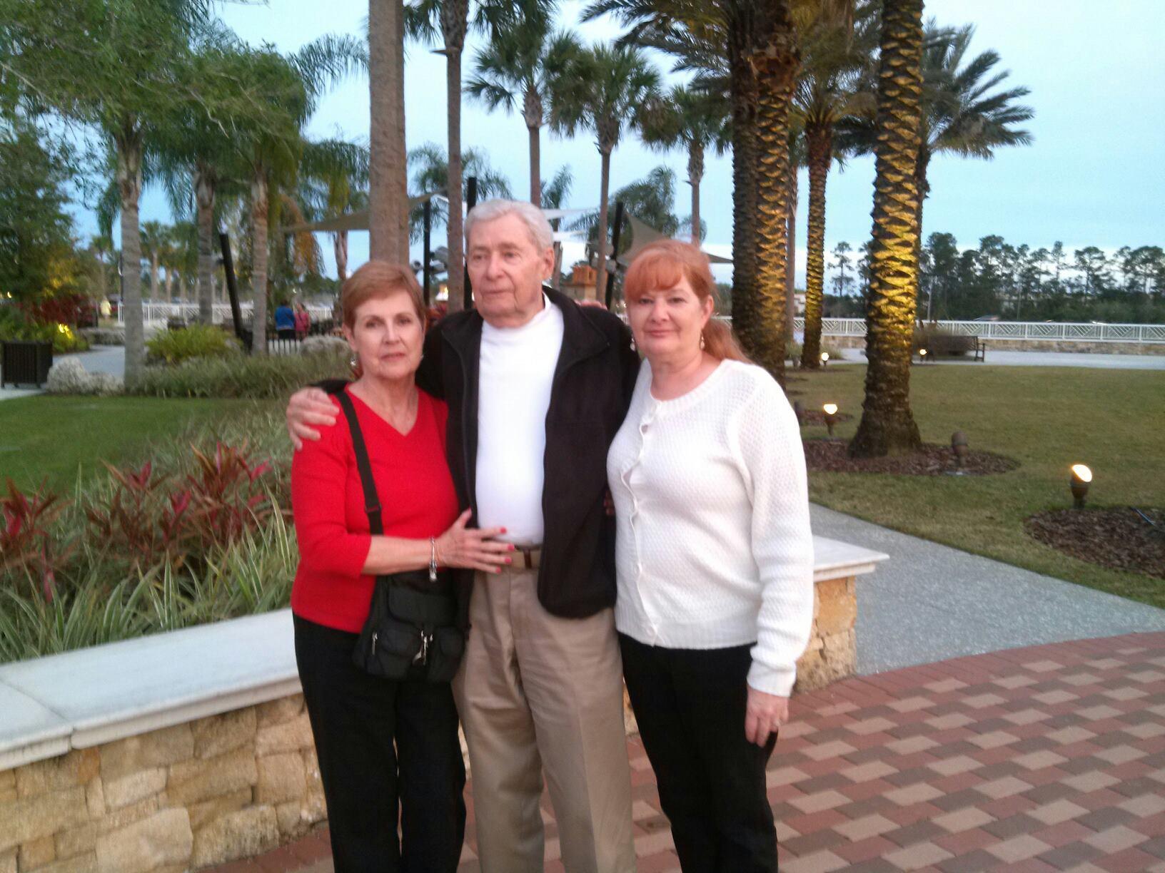 Daytona with Parents