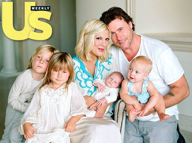 Tori's Family