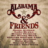 Alabama & Friends CD