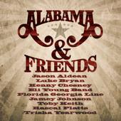 Alabama & Friends CD