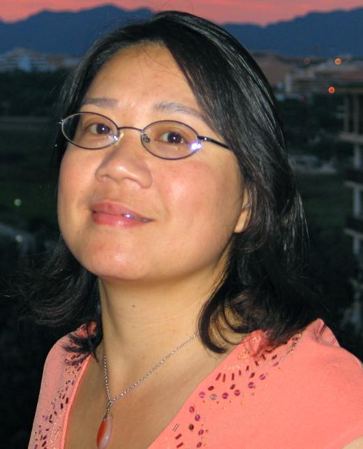 Author Junying Kirk