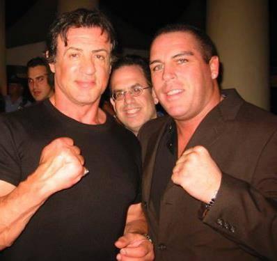 Damon and Stallone