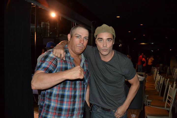 Damon and Vince Young 90210