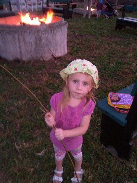Peyton marshmallow stick
