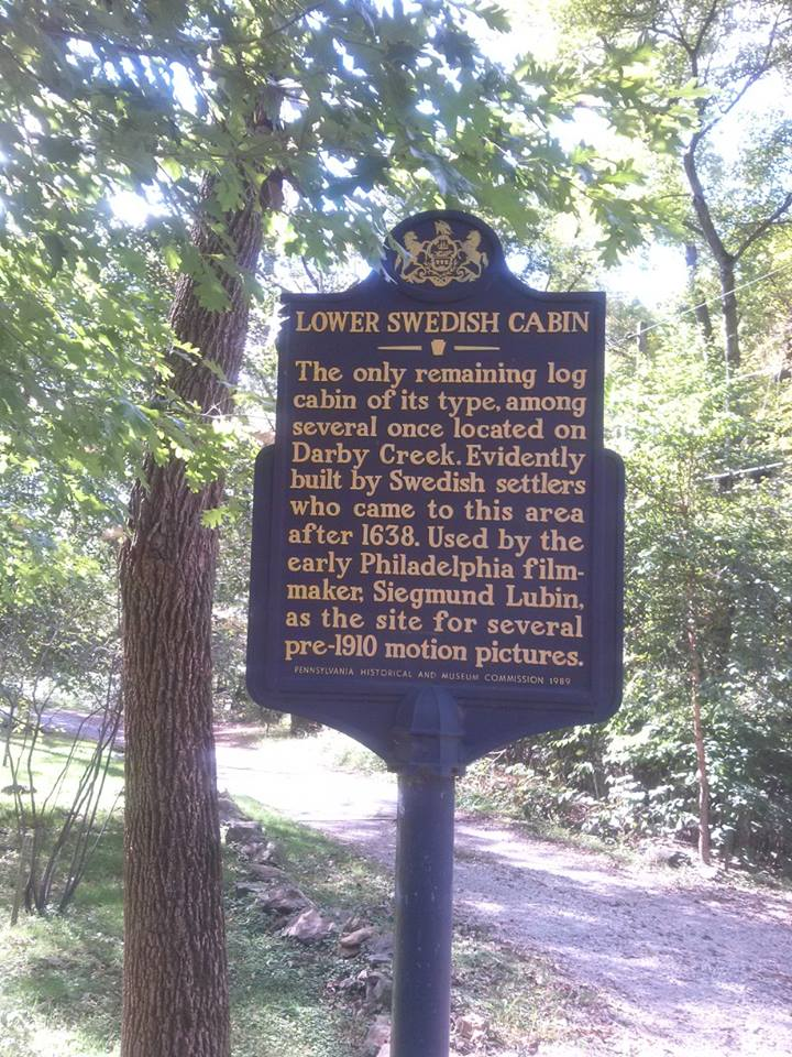 Ride for History Sweedish Cabin