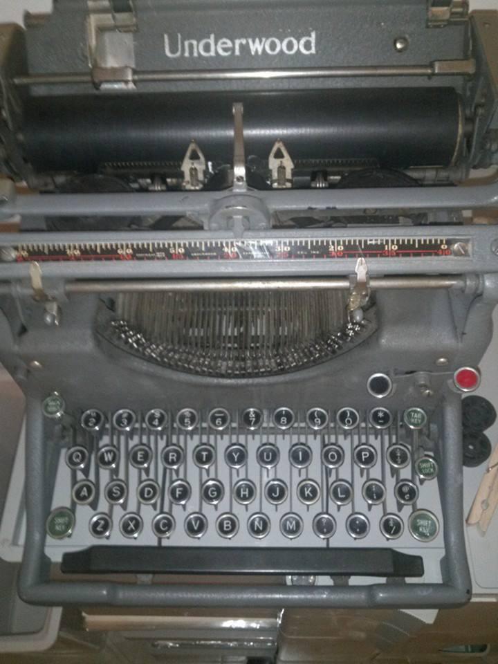 Typewriter envy