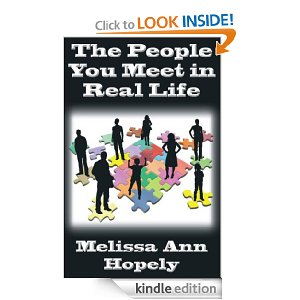 Book Cover The People you Meet