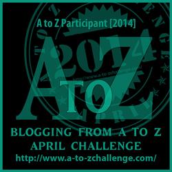A-Z 2014 Badge