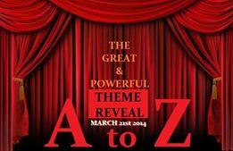 A-Z theme reveal