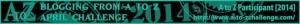 A-Z Banner 2014
