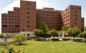 A-Z Challenge Photo VA Hospital Phila.