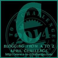 A-Z Letter C