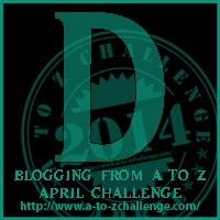 A-Z Letter D