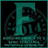 A-Z Letter F