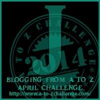 A-Z Letter J