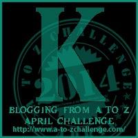 A-Z Letter K