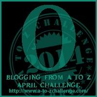 A-Z Letter O