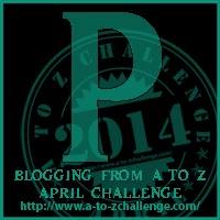 A-Z Letter P