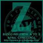 A-Z challenge Z