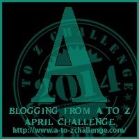 A-Z letter A