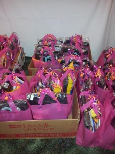 Gift Bags for Gala