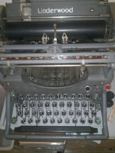 Typewriter envy