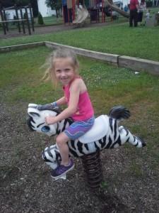 Peyton's pony