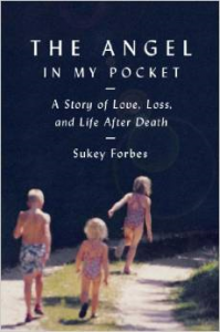 Author Sukey Forbes Cover Angel in my Pocket