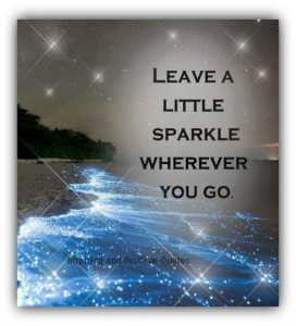 Quotes Leave Sparkle