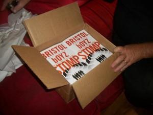 Bristol boyz first shipment