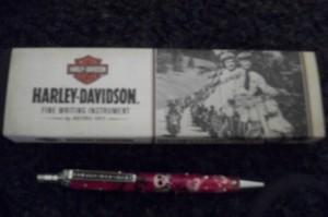Harley pen and box