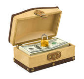 money lock box