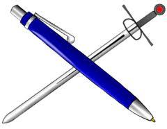 sword pen