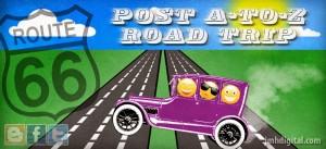 A-to-Z ROAD TRIP