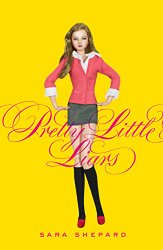 author sara shepard book cover