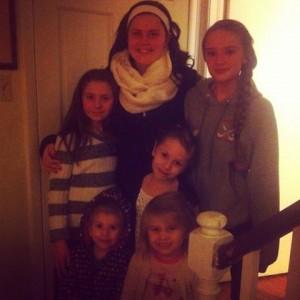 My Grand girls