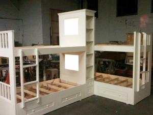 Woodworker 3 bunkbeds