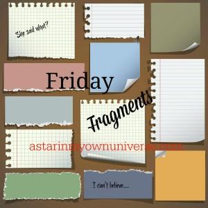 Friday Fragments logo