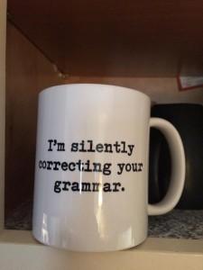 Mug Grammar