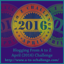 A to Z Badge 2016