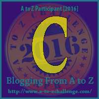 A to Z 2016 C
