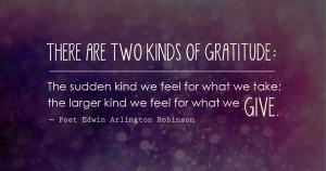 Gratitude 3