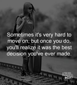 Quote Move On Keep Moving Forward